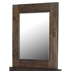Belfort Select Pine Hill Portrait Mirror