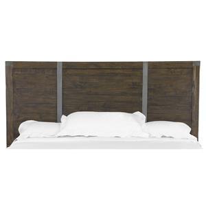 Queen Panel Bed Headboard