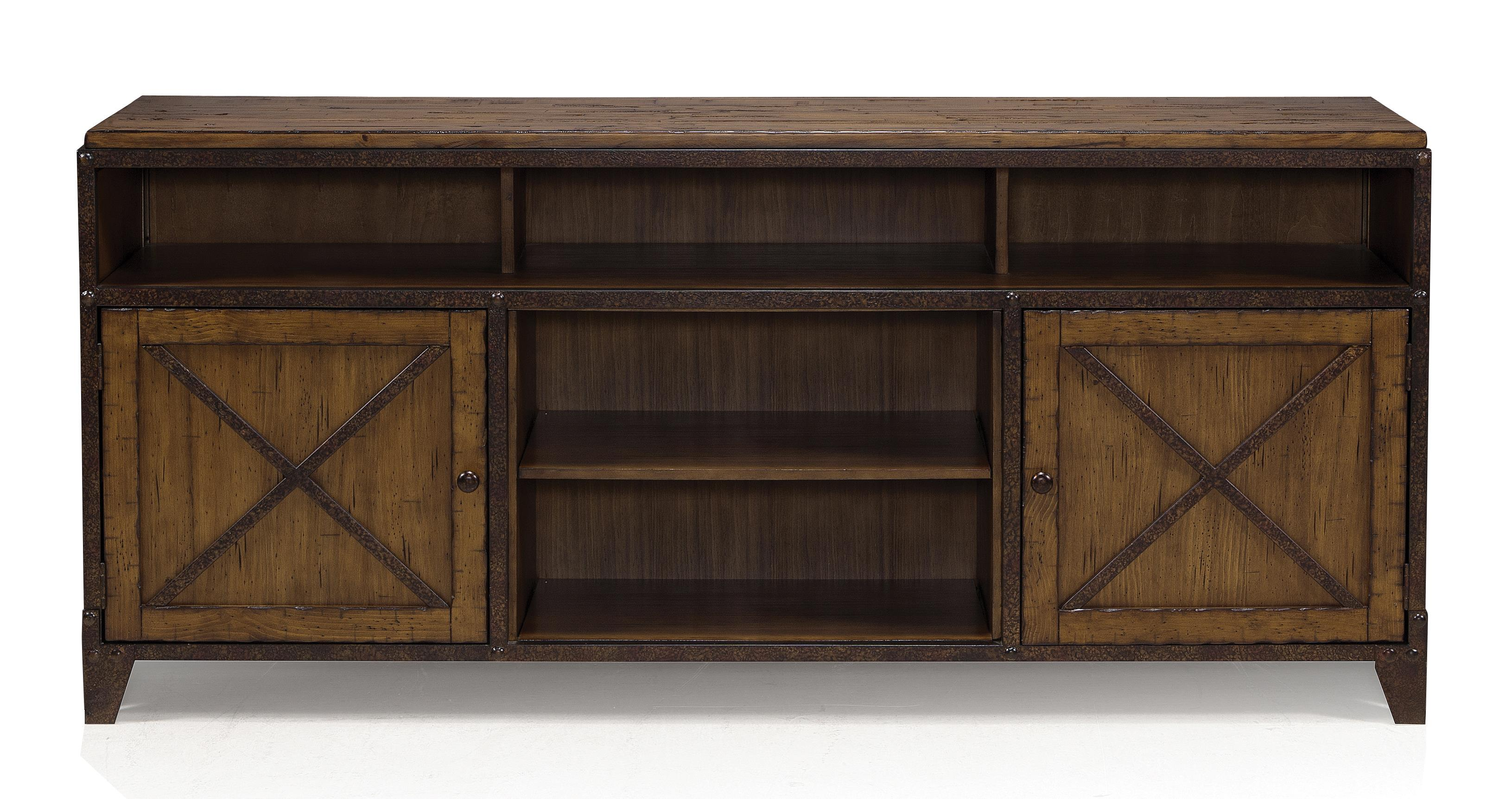 Magnussen Home Pinebrook Console - Item Number: E1755-05