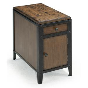 Belfort Select Pinebrook Chairside Door End Table