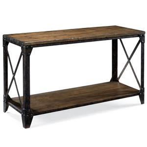 Magnussen Home Pinebrook Rectangular Sofa Table