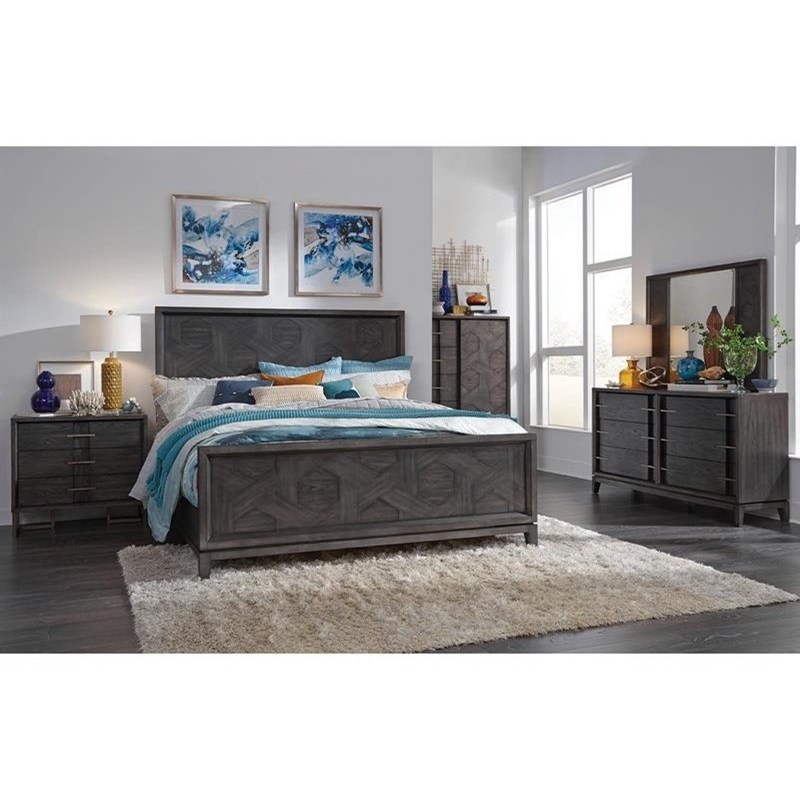 Magnussen Home Proximity Heights Bedroom California King Bedroom Group - Item Number: B4450 CK Bedroom Group 1