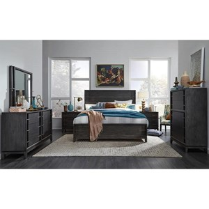 Magnussen Home Proximity Heights Bedroom Queen Bedroom Group