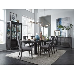 Magnussen Home Proximity Heights Dining Casual Dining Room Group