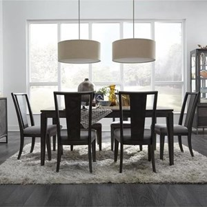 Magnussen Home Proximity Heights Dining Dining Table Set