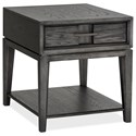 Magnussen Home Proximity Heights Rectangular End Table - Item Number: T4450-01