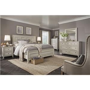 Magnussen Home Renee 4-Piece King Bedroom