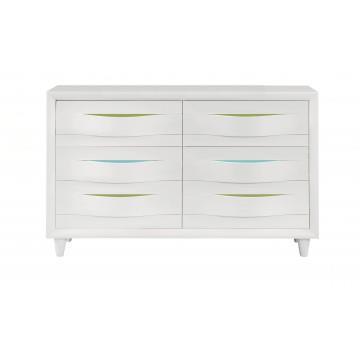 Morris Home Furnishings Rainbow City Rainbow City Dresser - Item Number: 557891292