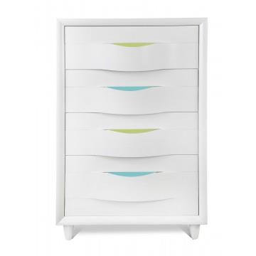 Morris Home Furnishings Rainbow City Rainbow City Chest of Drawers - Item Number: 632257633