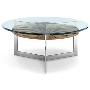 Magnussen Home Rialto T3805 Round Cocktail Table