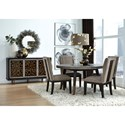 Magnussen Home Ryker Casual Dining Group  - Item Number: D5013 Dining Room Group 3