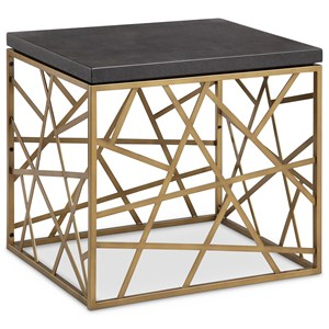 Magnussen Home Sarapa End Table