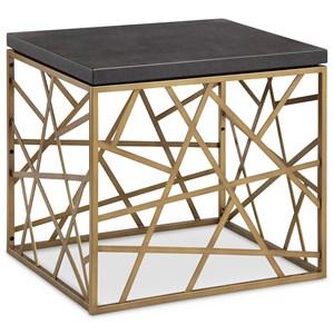 Magnussen Home Sarapa Rectangular End Table