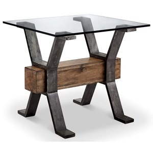 Magnussen Home Sawyer MH End Table