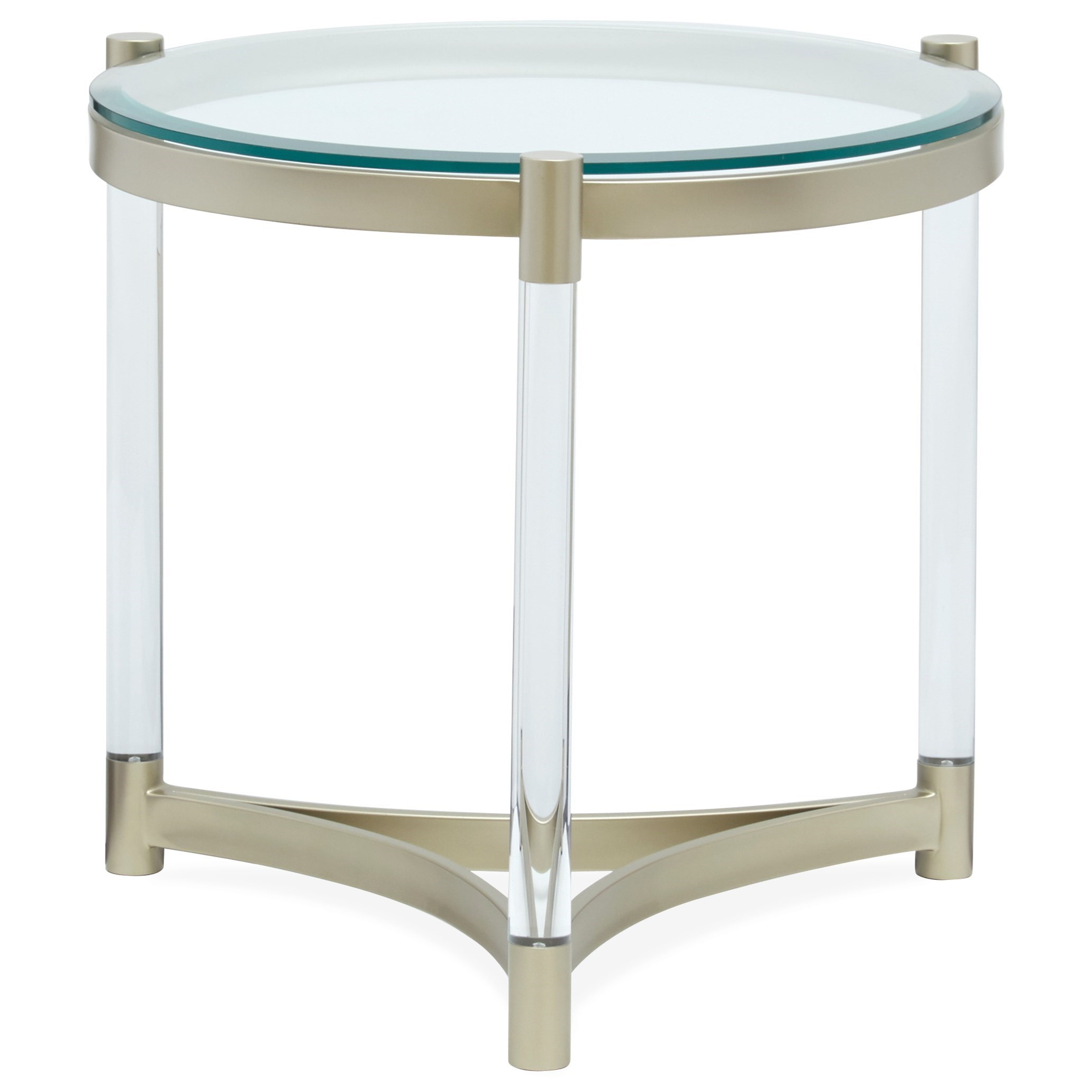 Sonya Sonya End Table by Magnussen Home at Morris Home