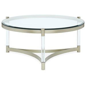 Sonya Round Cocktail Table
