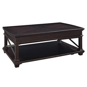 Magnussen Home Sorrento Lift Top Cocktail Table w/Casters
