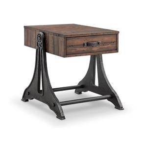 Magnussen Home T4010-Barrett End Table