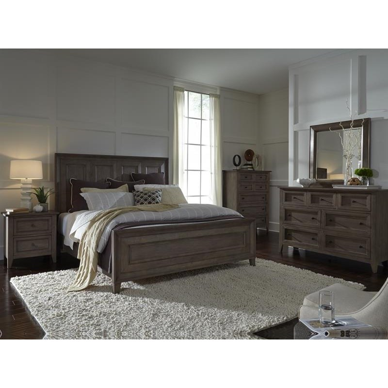 Belfort Select Talbot Queen Bedroom Group - Item Number: B3744 Q Bedroom Group