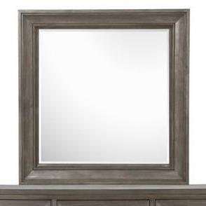 Belfort Select Talbot Portrait Concave Framed Mirror - Item Number: B3744-42