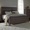 Belfort Select Talbot Queen Panel Bed with Tall Legs - Item Shown May Not Represent Size Indicated