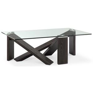Magnussen Home Terra Alta Rectangular Cocktail Table