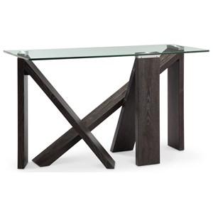 Magnussen Home Terra Alta Rectangular Sofa Table