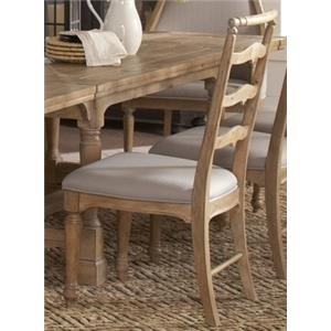 Morris Home Furnishings Thorndale Thorndale Side Chair