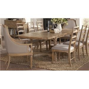 Morris Home Furnishings Thorndale Thorndale 5-Piece Dining Set