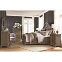 Magnussen Home Tinley Park Queen Bedroom Group - Item Number: B4646 Q Bedroom Group 2