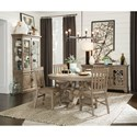 Magnussen Home Tinley Park Casual Dining Room Group - Item Number: D4646 Dining Room Group 2