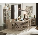 Magnussen Home Tinley Park Casual Dining Room Group - Item Number: D4646 Dining Room Group 5