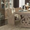 Magnussen Home Tinley Park Dining Bench - Item Number: D4646-79
