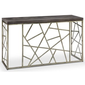 Magnussen Home Tribeca T4020 Rectangular Sofa Table
