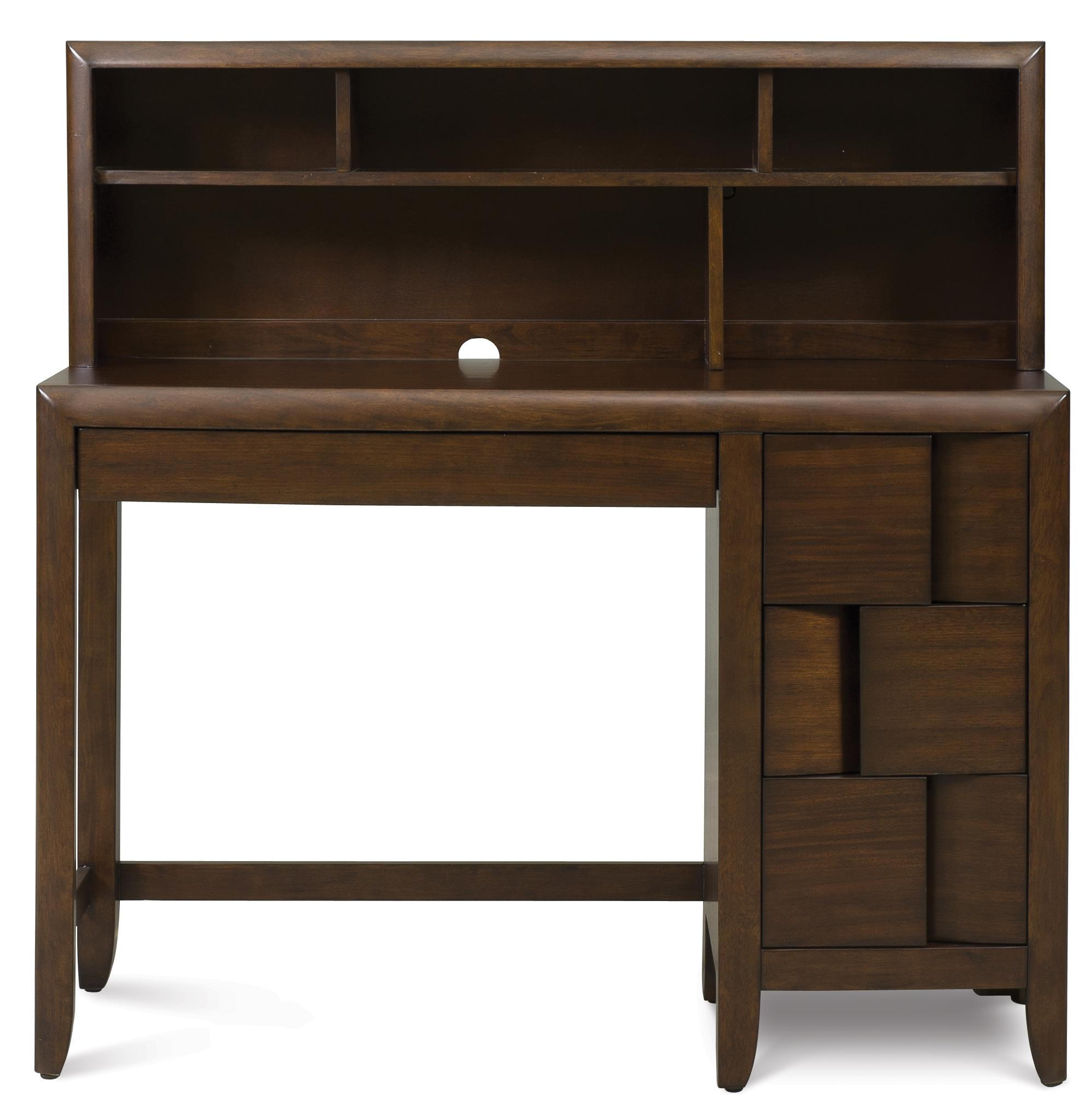 Next Generation by Magnussen Twilight  Desk and Hutch - Item Number: Y1876-30/31