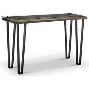 Magnussen Home Vector Rectangular Sofa Table