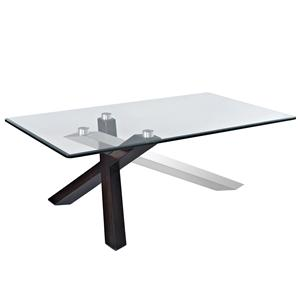 Magnussen Home Verge Rectangular Cocktail Table