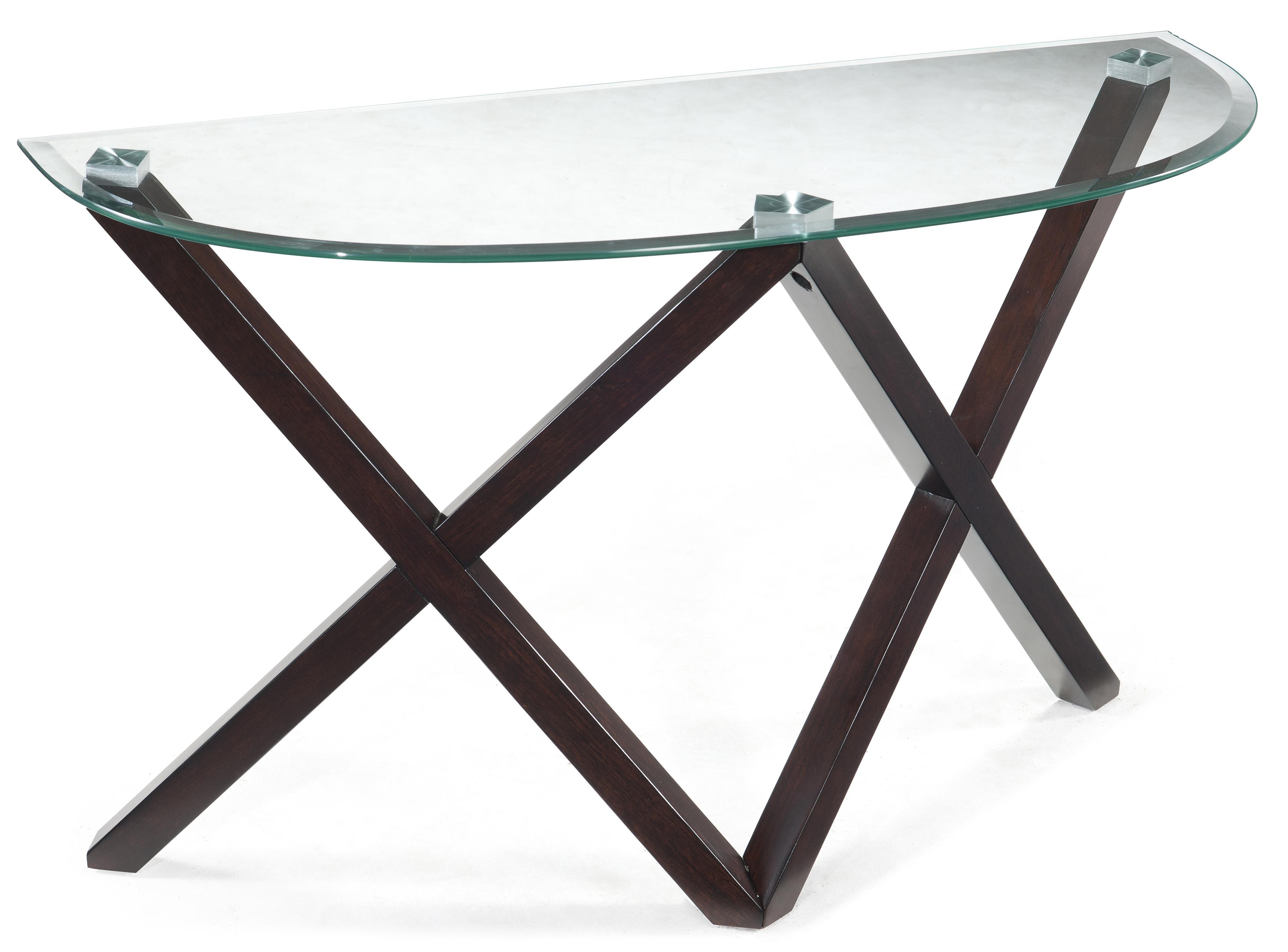 Magnussen Home Visio Sofa Table - Item Number: T2282-75