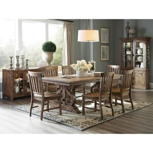 Magnussen Home Willoughby Casual Dining Room Group