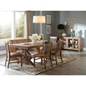Magnussen Home Willoughby Formal Dining Room Group - Item Number: D4209 Dining Room Group 2