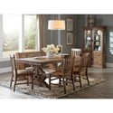 Magnussen Home Willoughby Formal Dining Room Group - Item Number: D4209 Dining Room Group 3