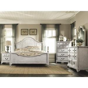 Magnussen Home Windsor Lane Queen Bedroom Group