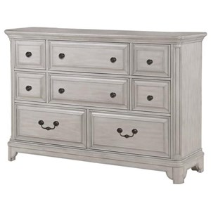 Magnussen Home Windsor Lane Drawer Dresser
