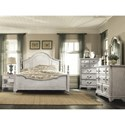 Magnussen Home Windsor Lane Traditional Queen Poster Bed