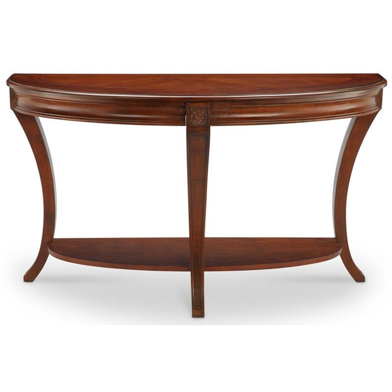 Inverness Inverness Sofa Table by Magnussen Home at Morris Home
