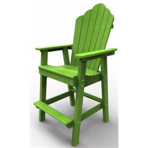 Malibu Outdoor Living Malibu Outdoor Furniture Bar Chair
