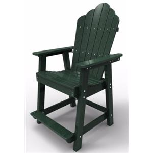 Malibu Outdoor Living Malibu Outdoor Furniture Counter Chair