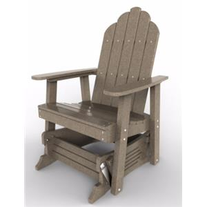 Malibu Outdoor Living Malibu Outdoor Furniture Single Glider