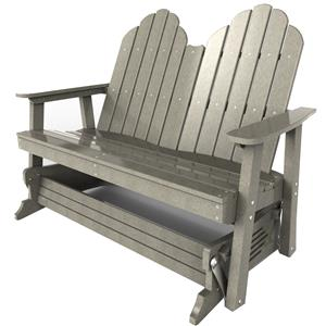 Malibu Outdoor Living Malibu Outdoor Furniture Yarmouth Double Glider