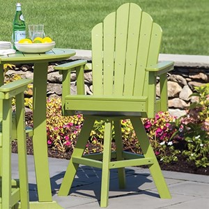 Malibu Outdoor Living Malibu Outdoor Furniture Bar Chair